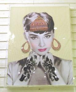 Leila Al-Marashi: Audrey