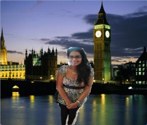 Me and Big Ben.