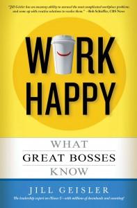 'Work Happy' cover