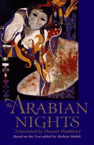 'Arabian Nights' book cover